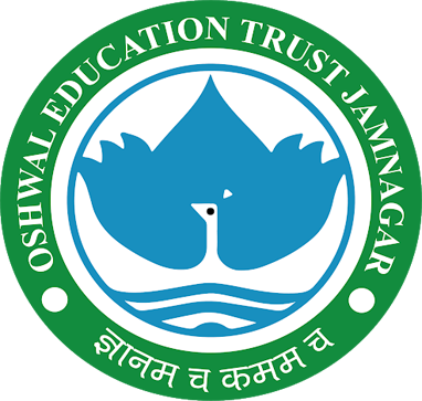 Oshwal education trust logo